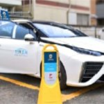 ZEVオリックスカーシェア燃料電池車